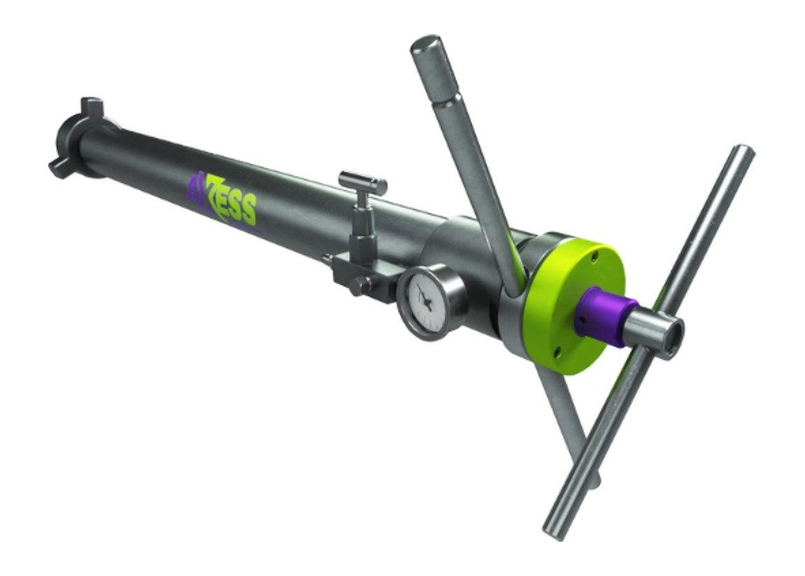 High Pressure Retrieval Equipment
