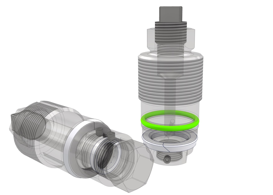 High Pressure Mechanical Access Fitting System